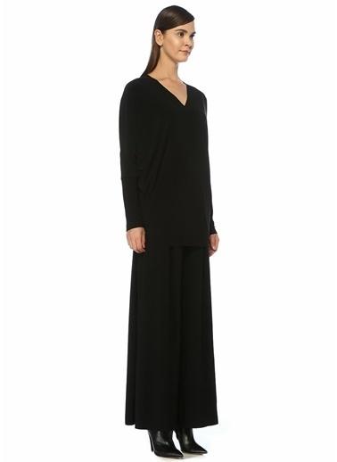 Norma Kamali Bluz Siyah